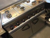 Lincat Commercial Oven All Gas