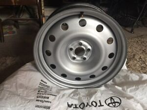 """17"""" factory rim to fit 2014 corolla"""
