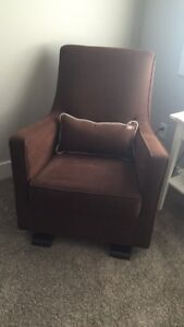 Monte Luca Glider Rocking Chair
