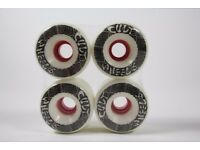 Cult 70mm longboard wheels *BRAND NEW UNOPENED*