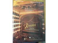Rossini Arias for Mezzo Soprano and Orchestra