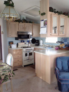 Fully Furnished Park Model Trailer For Sale In Yuma AZ