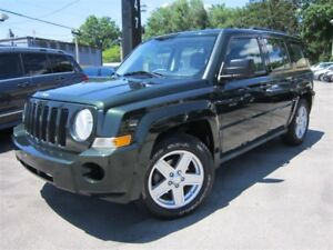 2010 Jeep Patriot SPORT/LEATHER/MANUAL/83KMS/LOW LOW KMS !!!
