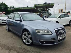 2006 Audi A6 Avant S Line 2.0TDI 140BHP 6 Speed Manual **Read Description**