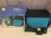Nikon D-SLR Essentials Kit (including Camera Bag, Battery pack, micro-fibre cleaning cloth)