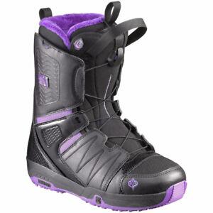 Botte de Planche à neige Salomon Pearl Snowboarding Boots Women