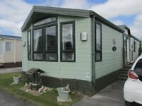 Willerby Vogue static holiday home available Glasson Dock, Nr Lancaster. Immaculate condition.