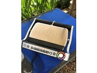 Tefal OptiGrill with Automatic Thickness and Temperature Measurement, Lovely Condition