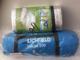 LICHFIELD TREKLITE 200 TENT 1-2 PERSON BNWT