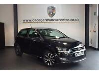 2013 63 VOLKSWAGEN POLO 1.2 MATCH EDITION 3DR 59 BHP