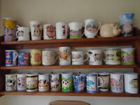Mugs - Collection of Pig mugs