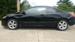 Honda Civic Coupe LX 2010