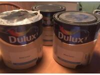 Dulux White Cotton (Matt)