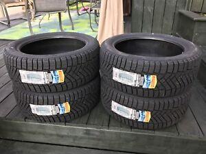 Pneus hiver pirelli ice zero fr *225 45 r 17* jamais rouler