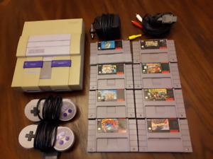 Super Nintendo  (NES)