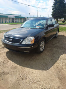 2006 Ford Five Hundred Limited AWD- Loaded-Includes Inspection