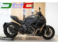 2015 Ducati Diavel (Facelift) Matt Black 1 Owner 11,074 Miles | £146.47 pcm