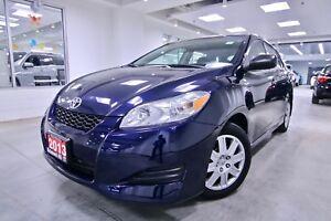 2013 Toyota Matrix ORIGINAL RHT VEHICLE, ONE OWNER, CLEAN CARPRO