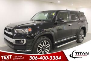 2015 Toyota 4Runner Limited|Nav|Leather|Sunroof|Cam