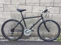 Custom built 1990's mountain bike