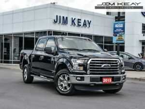 2015 Ford F-150 XLT  - Bluetooth -  SiriusXM - $120.09 /Week