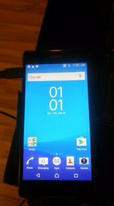 Sony Xperia ...3G ram 16G hard drive
