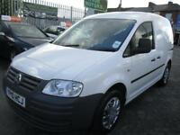 VOLKSWAGEN CADDY C20 TDI 104 (white) 2010