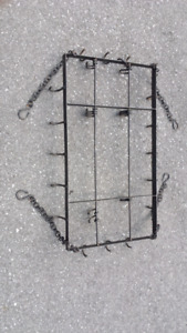 Wrought Iron pot hanger