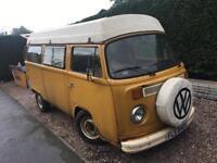 Volkswagen camper parts