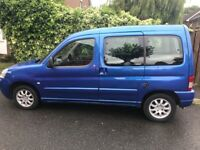 Citroen Berlingo multi space 1.4 lpg Bi Fuel 2007 12 months mot p-ex considered insured and taxed!!
