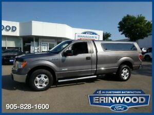2011 Ford F-150 XLT3.5L ECOBOOST/STEP BARS/PAINTED CAP/ALLOYS