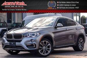 2016 BMW X6 xDrive35i|AWD|Prem.SeatPkg|Sunroof|Nav.|Backup_Cam