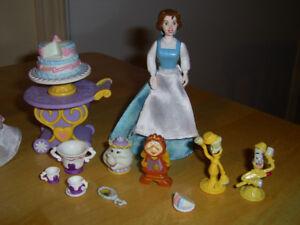 Princesses de Disney Salle de bal Magic Talk La Belle et la Bête
