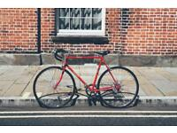 Raleigh Pacer mens road bike - vintage classic - ideal fixie conversion