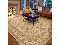 luxury carpet rug. brand new. Made in USA