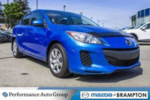 2013 Mazda MAZDA3 GX|KEYLESS|BUCKETS|MP3|PWR STEERING
