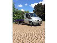 Ford Transit TDCI Recovery winch etc