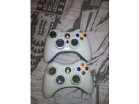 Xbox controller x 2