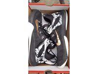 Like New Nike Black 11/46