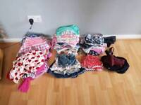 Large bundle of girls clothes age 2-3