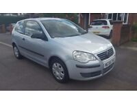 2 Owner* Low Mileage 2006 VW Polo 1.2 Manual Petrol 3 Doors Volkswagen Not 5 Automatic