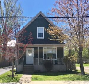EXECUTIVE 2 BEDROOM HOME DOWNTOWN CHARLOTTETOWN