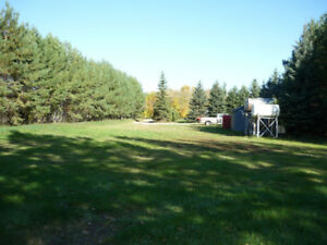 Rural Acreage for sale just off Number 1 Hwy.