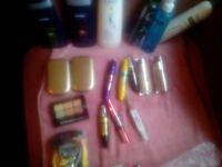 job lot body and makeup products