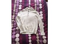 Two men's h and m jumpers