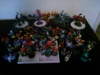 Skylander Figures 50+ Portals and wii games