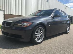 2007 BMW 3 Series 328xi Wagon Low KM Ultra Rare( S O L D )