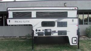 New 2016 Palomino Real-Lite SS-1608 Truck Camper  NOW REDUCED !!