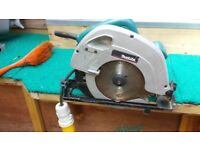 Makita Skill Saw 110v 5704R For Sale