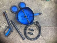nilfisk pressure washer accessories